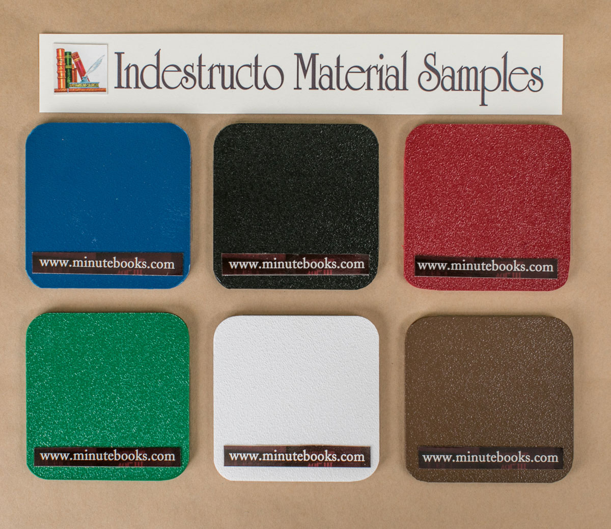 Indestructo material samples image